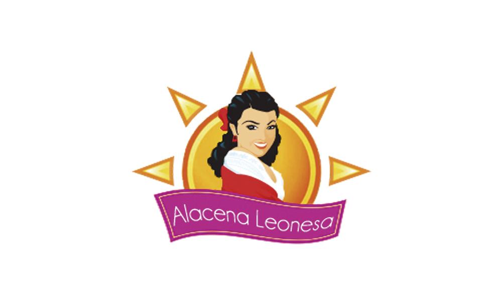 Diseño de logotipo de Alacena Leonesa